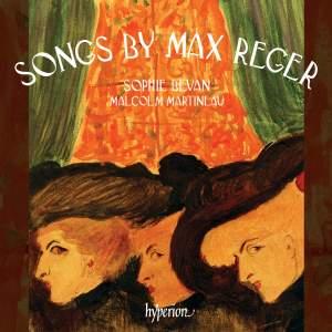 Reger: Songs