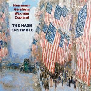 Herrmann, Gershwin, Waxman & Copland
