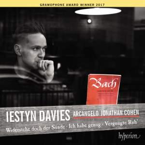 JS Bach: Cantatas Nos 54, 82 & 170
