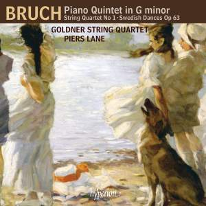 Bruch: Piano Quintet Product Image
