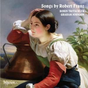 Songs by Robert Franz