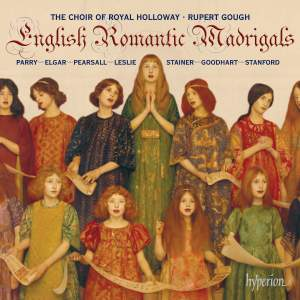 English Romantic Madrigals Product Image