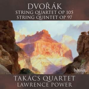 Dvorak: String Quartet & String Quintet
