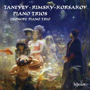 Taneyev & Rimsky-Korsakov: Piano Trios Product Image