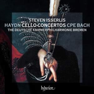 Haydn & CPE Bach: Cello Concertos