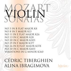 Mozart: Violin Sonatas Volume 4
