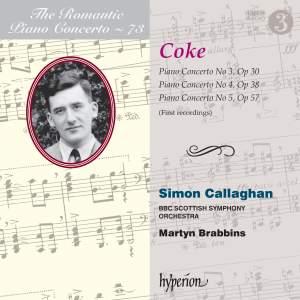 The Romantic Piano Concerto 73 - Sacheverell Coke Product Image