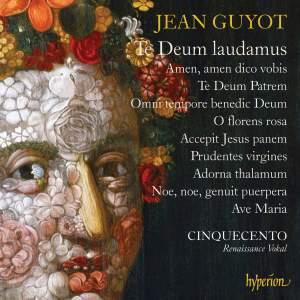Jean Guyot: Te Deum laudamus Product Image