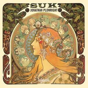 Suk: Piano Music Product Image