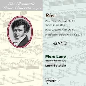 The Romantic Piano Concerto 75 - Ferdinand Ries