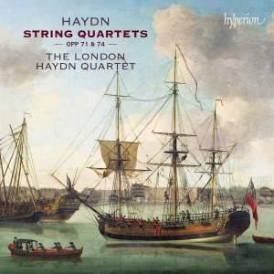 Haydn: String Quartets Opp 71 & 74 Product Image