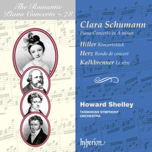 The Romantic Piano Concerto 78 - Clara Schumann
