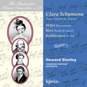 The Romantic Piano Concerto 78 - Clara Schumann