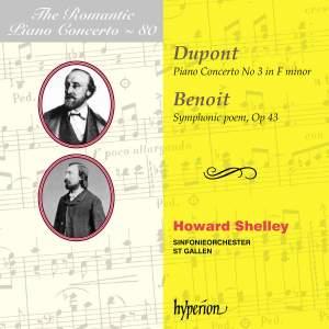 The Romantic Piano Concerto 80 - Dupont & Benoit