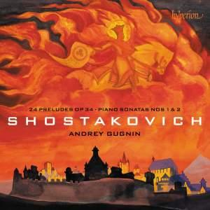 Shostakovich: Preludes & Piano Sonatas Product Image