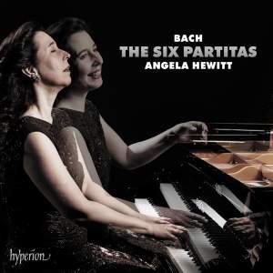 JS Bach: The Six Partitas Product Image