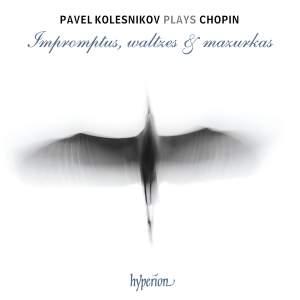 Chopin: Impromptus, waltzes & mazurkas