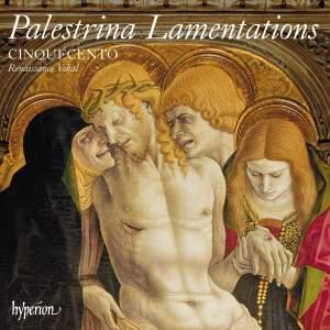 Palestrina: Lamentations Product Image