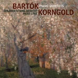 Bartók & Korngold: Piano Quintets Product Image