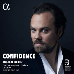 Julien Behr: Confidence Product Image