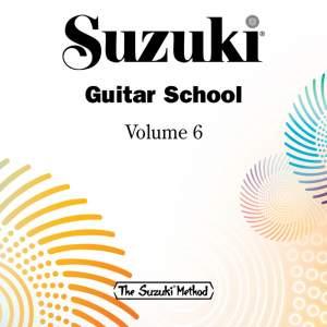 Suzuki Guitar School, Vol. 6