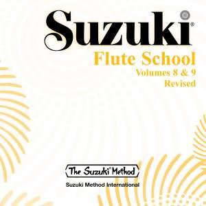 Suzuki Flute School, Vols. 8 & 9 (Revised)