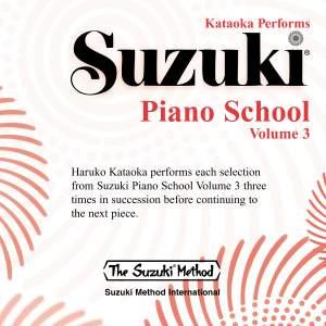 Suzuki Piano School, Vol. 3