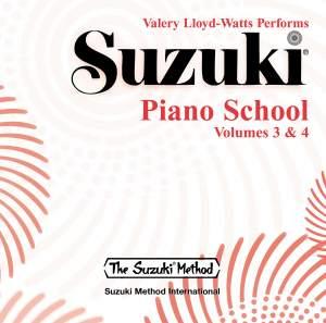 Suzuki Piano School, Vols. 3 & 4