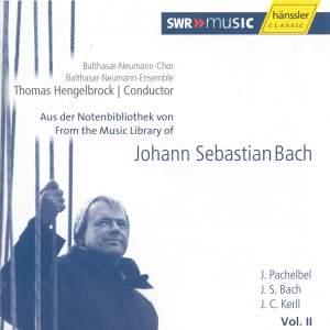 From the Music Library of Johann Sebastian Bach, Volume 2