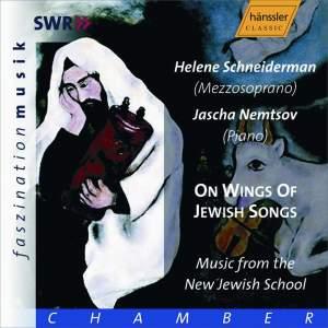 On Wings of Jewish Songs