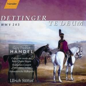 Handel: Te Deum in D major 'Dettingen', HWV283