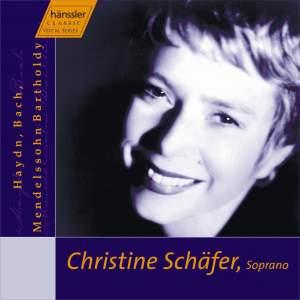 Christine Schäfer - Soprano Product Image