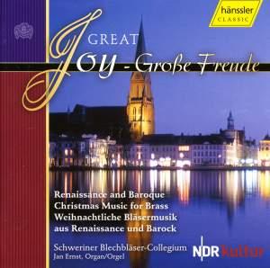 Great Joy - Große Freude, Vol. 1