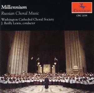 Millennium: Russian Choral Music