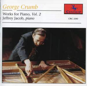 Crumb: Works for Piano, Vol. 2