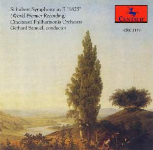 Schubert: Symphony in E, D729 Product Image