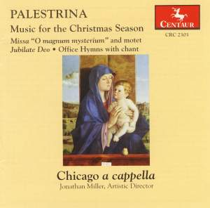 Palestrina: Music for the Christmas Season