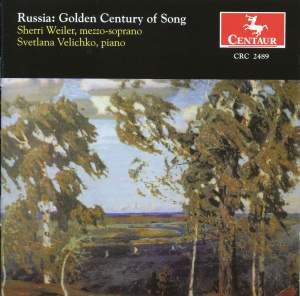 Russia: Golden Century of Song