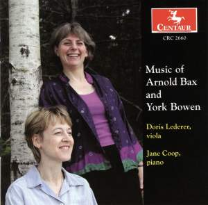 Music of Arnold Bax and York Bowen