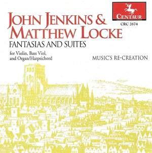 Jenkins & Locke: Fantasias and Suites