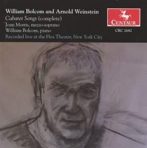 Bolcom: Complete Cabaret Songs