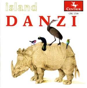 Danzi: Three Quartets For Bassoon & Strings Op. 40