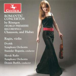 Röntgen & Hubay: Violin Concertos