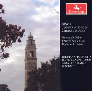 Dinos Constantinides: Choral Works