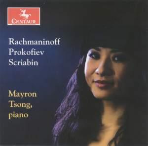 Mayron Tsong: Piano Recital