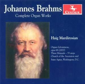 Johannes Brahms: Complete Organ Works