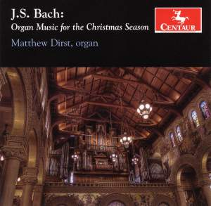 JS Bach: Organ Music for the Christmas Season