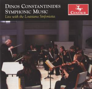 Dinos Constantinides: Symphonic Music