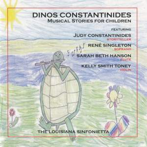 Dinos Constantinides: Musical Stories for Children