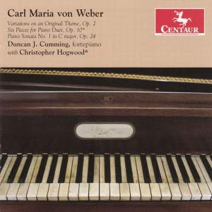 Weber: Piano Works
